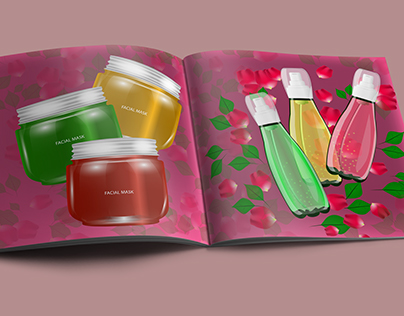 Beauty Care Products Catalog
