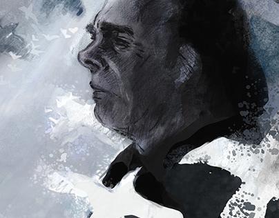 Nick Cave - Portrait