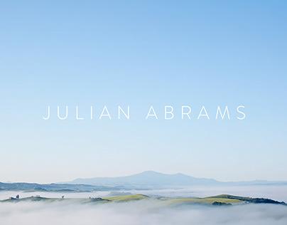 Julian Abrams - Website