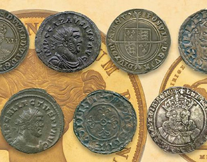 Coin collecting: making money through the ages (Bayeux