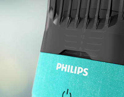IN'STINCT BY PHILIPS - Nomad Beardtrimmer