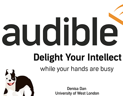 Audible Illustration Posters