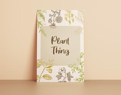 Plant Thing