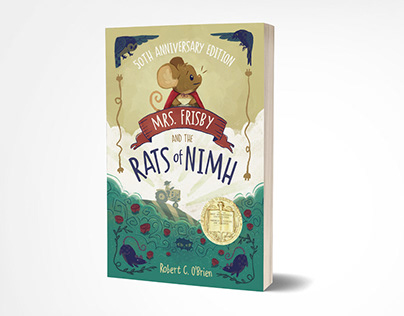 Mrs. Frisby Book Cover