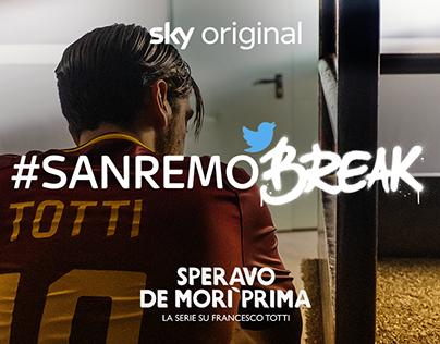 #SanremoBreak [Sky Creative Agency]