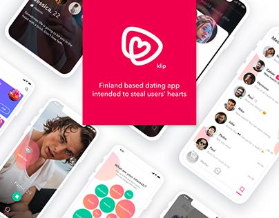 Social platform mobile app