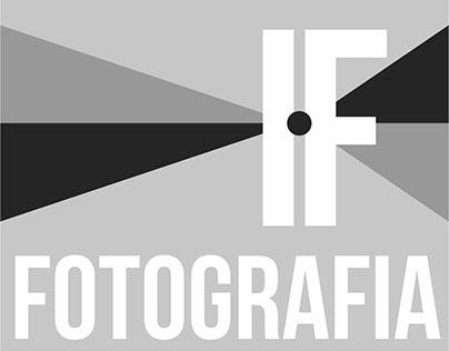 IF FOTOGRAFIA - LOGOTIPO