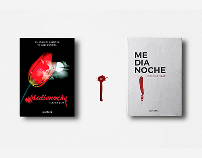 MEDIANOCHE - Redesing Book