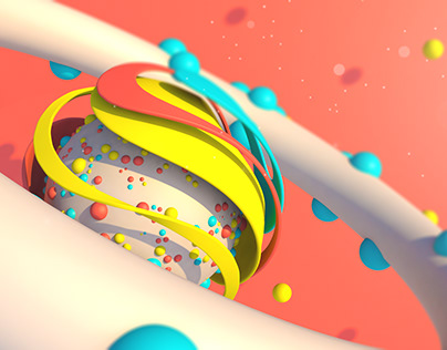 Cinema 4D Abstracts