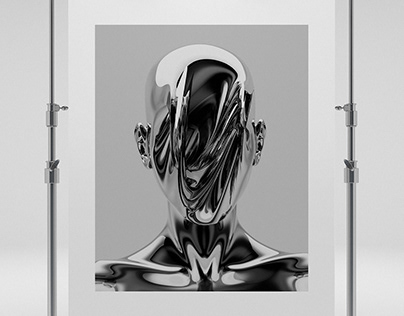 The Unknown – Limited Edition Metallic Fine Art Print