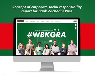 Annual report for Bank Zachodni WBK