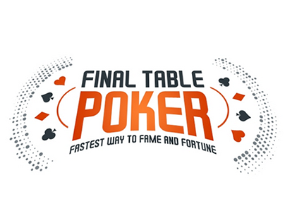 Final Table Poker - Game UI/UX Design