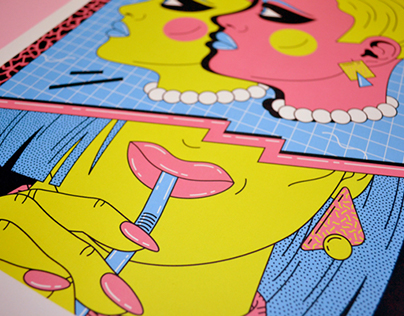 ATELIER KOBALT x Prints