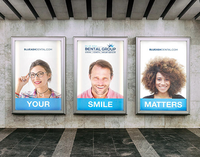 Blue Ash Dental Brand Foundation