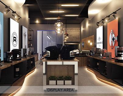 Lamarsa Coffee Machine Company - 2019