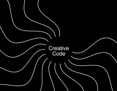 Creative Code - Processing