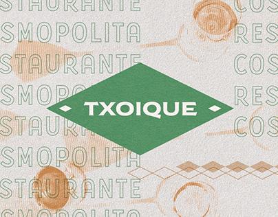 Txoique Restaurant Brand
