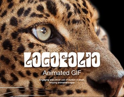 LogoFolio - Animated GIF