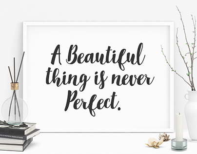 Beauties Typeface