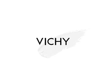 Face cream Vichy (landing page)