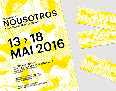 Nousotros - Exposition