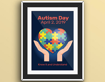 Autism Day posters