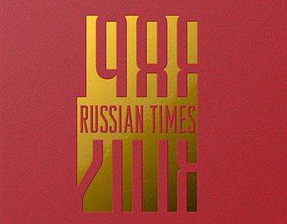 RUSSIAN TIMES Frank Gaudlitz