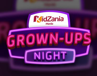 KidZania Manila: Grown-Ups Night 2019
