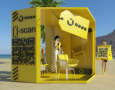 noon booth