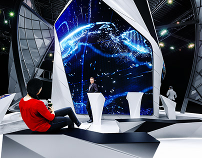 Moscow, Innoprom
