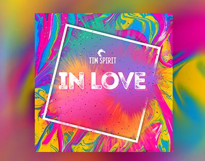 Tim Spirit - In Love [Album cover]