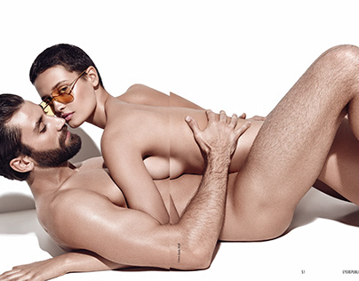 Naked for Eye Republic Cover Story