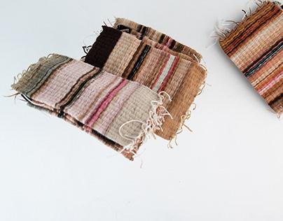 woven identities – a woven portrait series