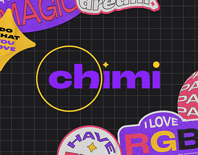 Chimi · Personal branding