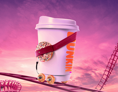 Dunkin' l A taste for the adventurous