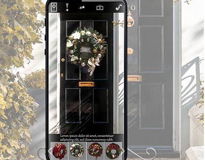 Wreath AR App