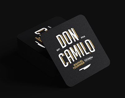 Don Camilo / Branding & Art Director