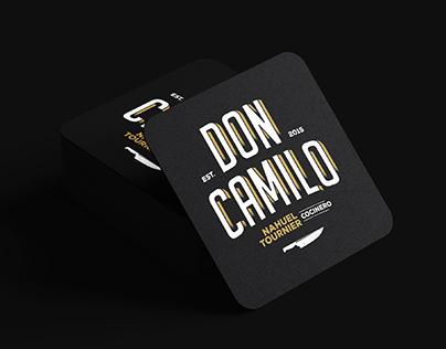 Don Camilo / Branding & Art Director