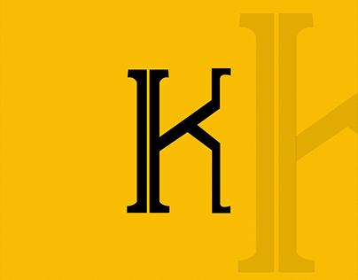 Character Logo Concept Design