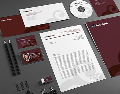 ForteBank - Visual Identity