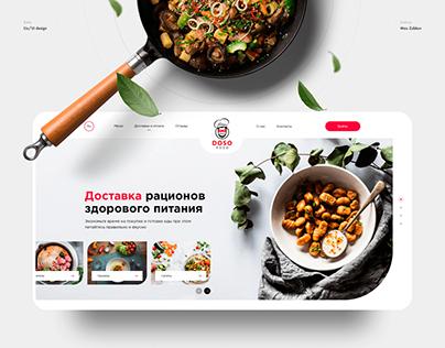 Doso food— healthy food delivery