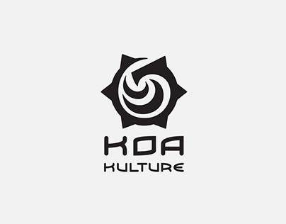 KOA KULTURE Logo