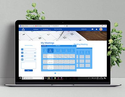 web UI & UX design