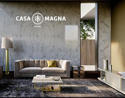 Casa Magna's Luxury Furniture at Feria Valencia 2017