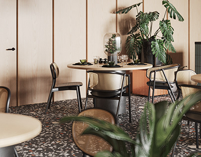 Cafe Pantone 2020