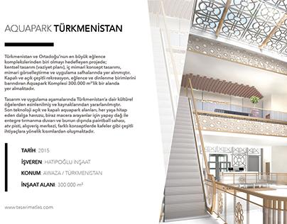 AQUAPARK TURKMENISTAN