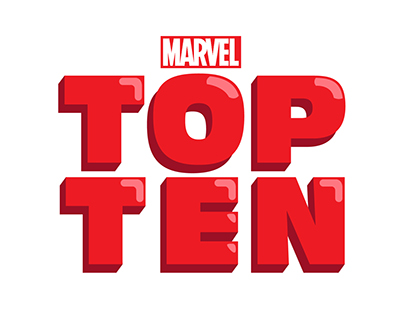 Marvel's Top Ten Art Direction