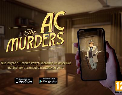 The AC Murders - Agatha Christie