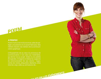 Pixem Institut digitale/motion