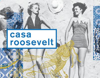 Casa Roosevelt / Urban Pool Club